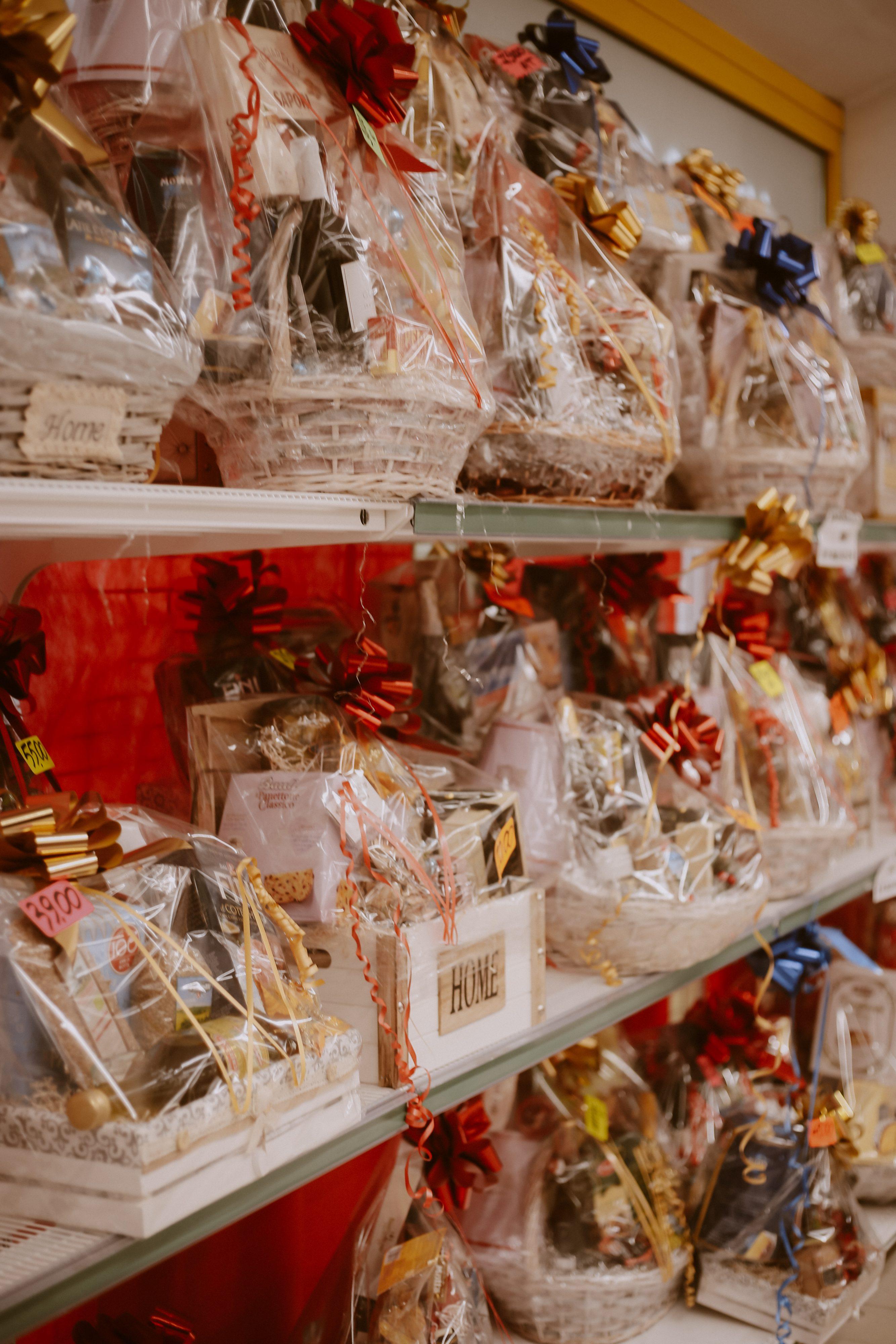 Cesti natalizi Pim Supermercati