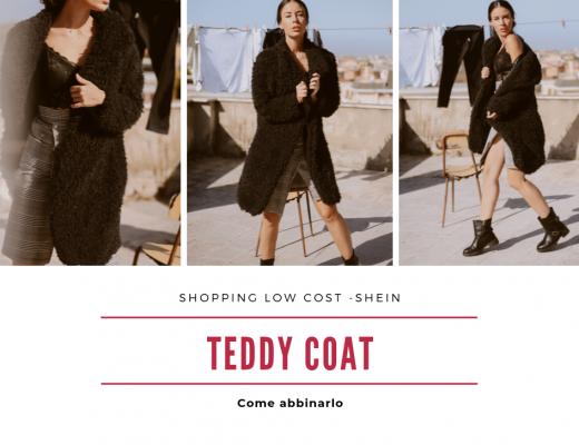 Teddy Coat Shein
